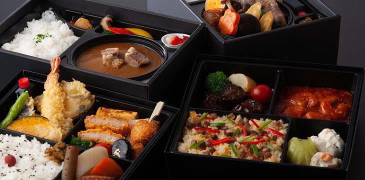 Chef's Box ~ホテル特製仕出し弁当~