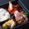 イベリコ豚と牛ステーキ弁当 3,600円【税別】